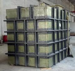 天津玻璃钢手糊制品图片