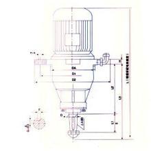 供应天津东丽NGW-L-F冷却塔专用减速器图片