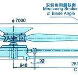 供应天津LF-70型冷却塔风机
