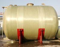 供应天津玻璃钢反应罐_玻璃钢储运罐玻璃钢贮罐_卧式玻璃钢储罐图片