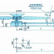 供应天津LF-47型冷却塔风机批发