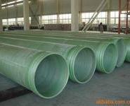 天津玻璃钢管道维修图片