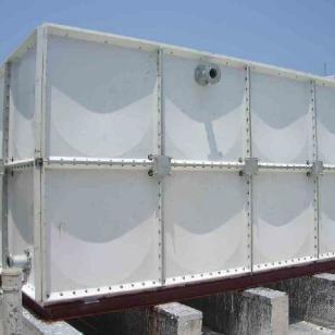 天津泵房设备玻璃钢水箱图片