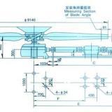 供应天津LF-77型冷却塔风机