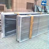 供应天津中央空调配件远东百货表冷器更换案例