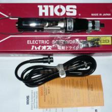 供应HIOS好握速电动螺丝刀CL-6000中扭力电批CLT-50电源图片
