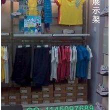 低价冲钻批发安踏新五代不锈钢专卖店服装架/JL-520