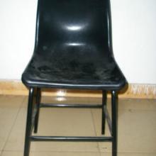 供应防静电靠背黑色塑胶椅广东电子厂生产线椅子东莞加固椅壁厚1.0批发