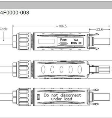 保险丝连接器图片/保险丝连接器样板图 (3)