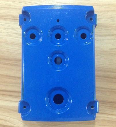 供应对讲机压铸件对讲机压铸电源盒压铸
