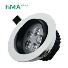 供应5WLED天花灯,LED节能环保灯车铝天花灯最新价格批发