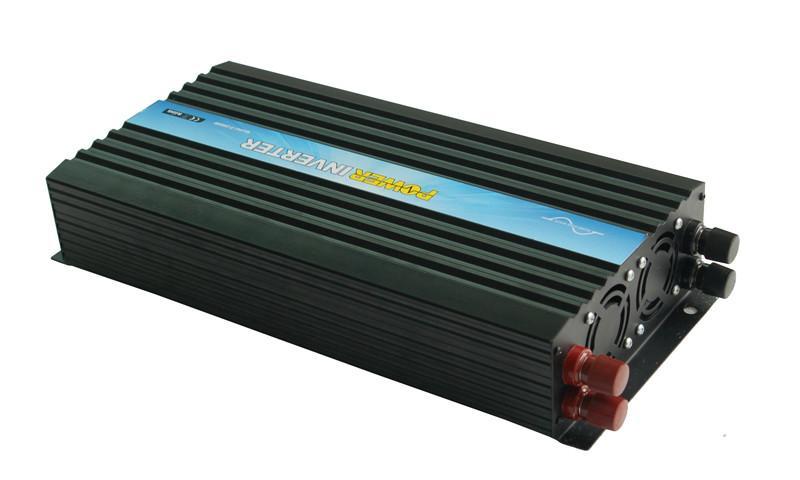 供应2500瓦逆变器欧盟质量体系认证