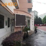 上海市户外P8全彩LED显示屏/宣传屏图片