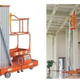 供应单柱铝合金升降机-故障率最低