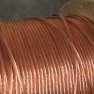 导电率20铜包钢绞线图片