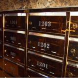 供应不锈钢信报箱的制作与设计