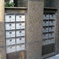 供应欧式信报箱信箱邮政邮箱