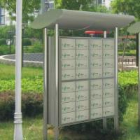 供应厂家不锈钢信箱邮箱 户外不锈钢雨篷