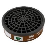 3M3301CN防毒面具配件图片