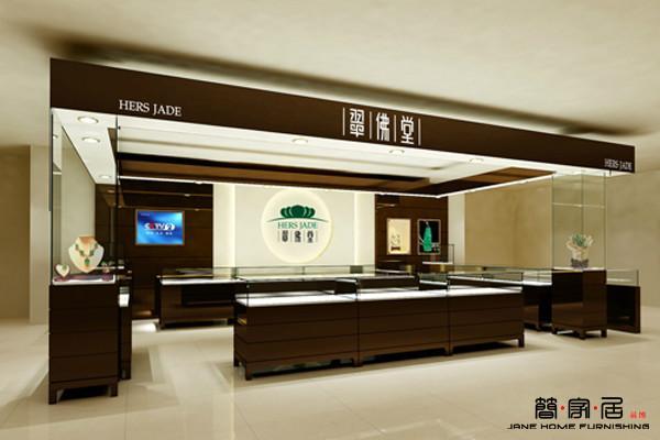 展柜设计制作图片  生产厂家:                          兰州简家居图片