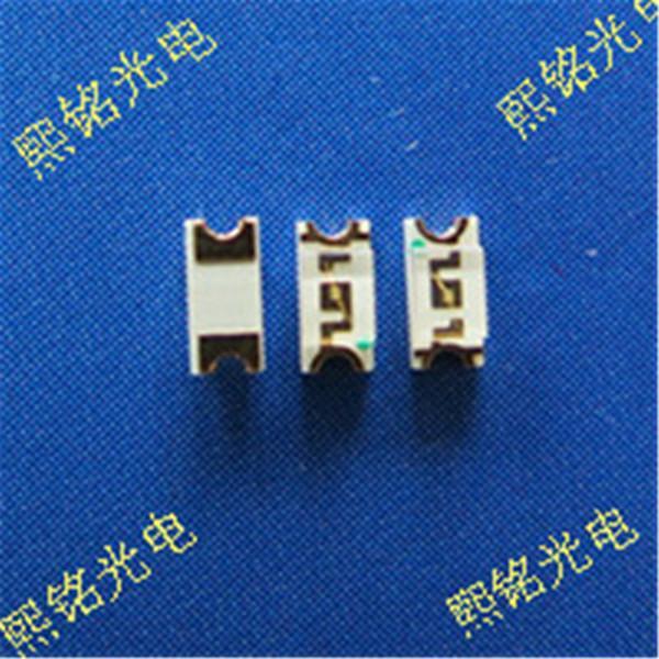 供应1206蓝色LED发光二极管灯珠厂