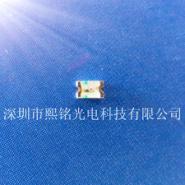0805蓝色LED灯珠厂图片