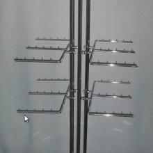 供应商场不锈钢展示架 专柜不锈钢展示台厂家加工批发