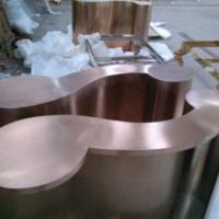 供应山东不锈钢吧台 不锈钢装饰吧台 不锈钢定制加工制品