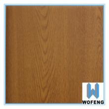 供应用于复合板的PVC木纹板批发