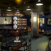供应东莞餐厅装修餐厅设计装修公司批发