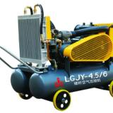 供应东莞销售LG移动式矿用空压机