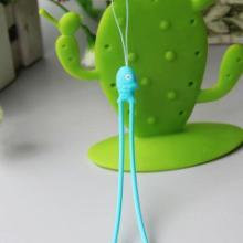硅胶手机挂绳 卡通挂饰 手机绳 手机吊饰