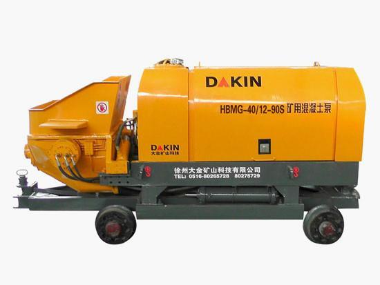 供应高质量防爆混凝土泵