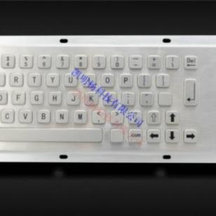 带触摸鼠标金属PC键盘KMY299G图片
