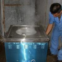供应醇基燃料小蒸炉适时自动补水,顶置安全汽阀,工作安全可靠