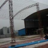 供应广州市阳光棚铁皮厂房搭建工程