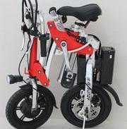 电动车折叠电动车自行车图片