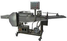 供应面包鱼排裹浆机、面包蝴蝶虾裹浆机