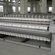 供应来宾度假村布草洗涤设备/信佳达厂家直销3000mm工业烫平机