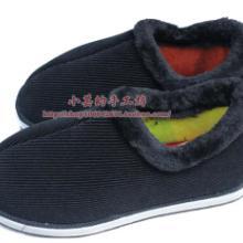 供应纯手工棉鞋低价批发