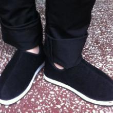 供应湖南益阳手工棉鞋批发老人男女棉鞋图片