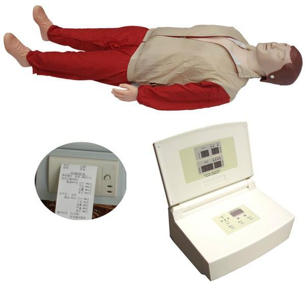 供应高级电脑心肺复苏模拟人型号KH-CPR380