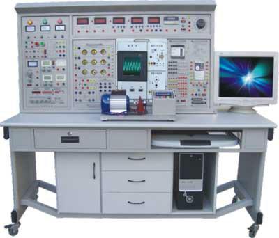 供应高性能电工电子电拖自动化实训台