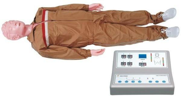 供应高级全自动电脑心肺复苏模拟人型号KH-CPR300