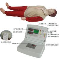 供应液晶彩显高级电脑心肺复苏模拟人型号KH-CPR580