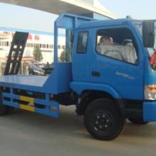 东风劲卡挖掘机拖板车平板车 CLW5050TPB型平板运输车图片