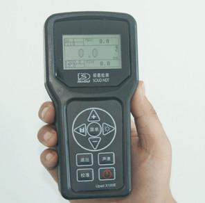 上海供应超声波测厚仪UpadX100E_板材测厚仪_钢棒测厚仪