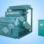 专业生产铁矿精选机不用水选铁粉图片
