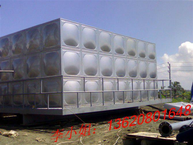 供应空中水箱、空中保温水箱、焊接式水箱