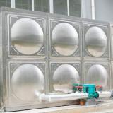 供应湛江不锈钢组合方形保温水箱、保温水箱的用处、专业方形水箱
